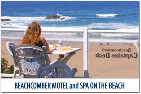 Click for more information on <br>SAVE $75.00 | Beachcomber by the Sea.