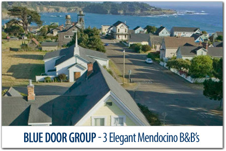 Blue Door Group - Inns of Mendocino