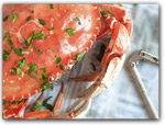 Click for more information on DAILY | Fresh Crab at Little River Inn.