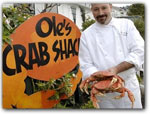 Click for more information on Crab at Little River Inn Restaurant.