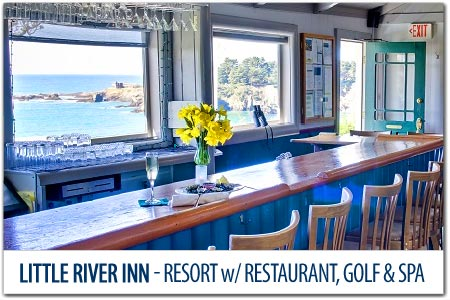 LITTLE RIVER INN ~ OCEANVIEW BAR