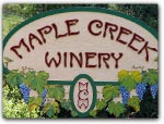 Click for more information on Maple Creek Winery.