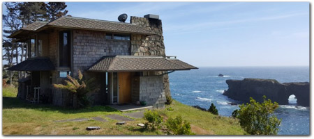 Click for more information on Mendocino Coast Reservations - Sea Arch.