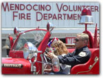 Click for more information on Mendocino VOLUNTEER Fire Department.
