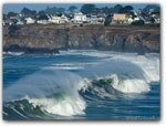 Click for more information on MENDOCINO HEADLANDS<br>BEAUTIFUL BLUFFS &amp; BEACHES.