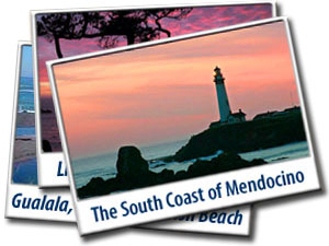 Postcards South Coast