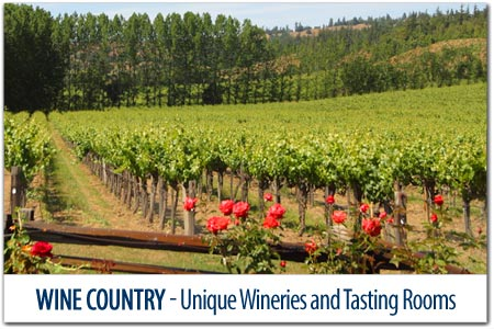 Postcards Wine Country