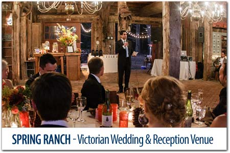 GET MARRIED at the SPRING RANCH