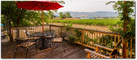 Click for more information on Vineyard Vacation Rental.