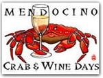 Click for more information on Mendocino Crab & Wine Festival.