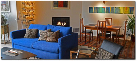Click for more information on Mendocino Penthouse | 1 Bed, 1 Bath Loft.