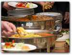 CATERERS & FOOD SERVICE